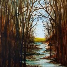 stream of calm